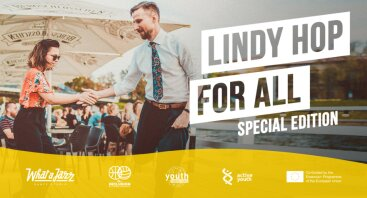 Free Lindy Hop for All: Special Edition