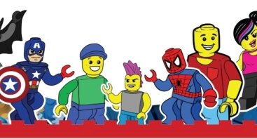 AŠ- SUPER HEROJUS LEGO STOVYKLA