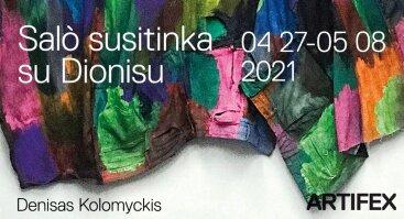 Denisas Kolomyckis | Salò susitinka su Dionisu