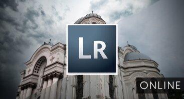 Adobe Lightroom pradmenys fotografams ONLINE