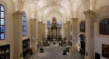 Bažnytinio paveldo muziejus pristato multimedijų gidą