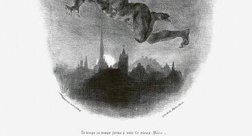"Eugène Delacroix ir Salvador Dalí litografijos Johanno Wolfgango von Goethe'ės ""Fausto"" tema"