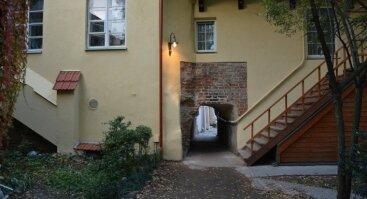 Ką slepia Vilniaus senamiesčio kiemeliai?