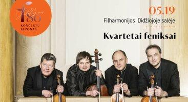 Kvartetai feniksai