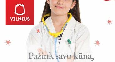 Medicinos mokslo pagrindai jaunimui