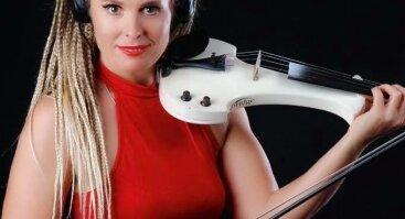 Romantiškas vakaras Live Violin
