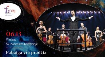 Vilniaus festivalis 2021. Pabaiga yra pradžia. G. Gelgotas, NIKO ir R. Marcinkutė-Lesieur