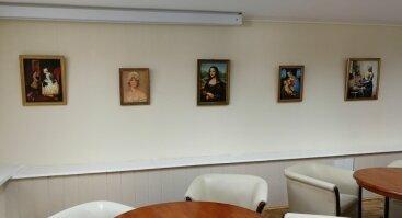 """Eduard Agejev tapybos darbų paroda """"Žvilgsnis į žymių dailininkų paveikslus"""""""