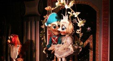 "H. K. Anderseno pasakos motyvais ""Skiltuvas"", rež. A.Markuckis (Teatre)"