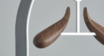 """Manto Lesausko dizaino objektų paroda """"Trofėjai – persirengimo kambarys"""""""