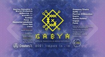 GABYA - Senųjų tradicijų ir menų festivalis