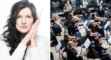 """Simfoninės muzikos koncertas """"Skambanti Visata"""""""