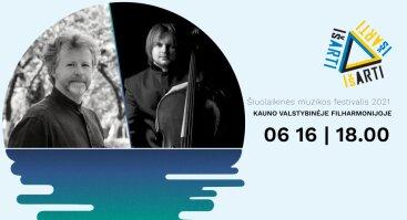 """Šiuolaikinės muzikos festivalis """"IŠ ARTI"""": BIČIULYSTĖS. I DALIS"""
