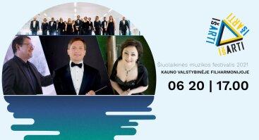 """Šiuolaikinės muzikos festivalis """"IŠ ARTI"""": DIALOGAI"""