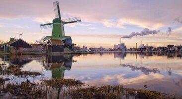 """Laimutės Kurienės fotografijų paroda """"Olandijos siluetai"""""""
