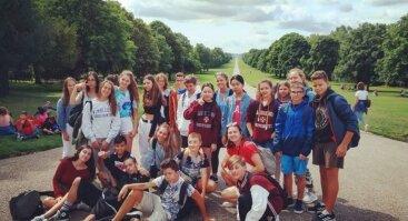 Anglų kalbos stovykla Bloxham mokykloje su lydinčiu asmeniu