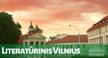Literatūrinis Vilnius