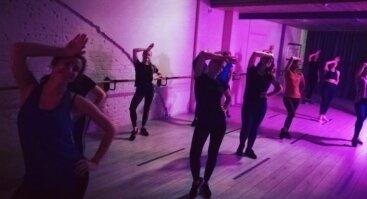 LATINO FITNESS šokiai merginoms ir moterims