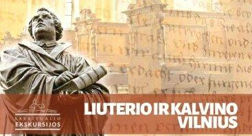 Liuterio ir Kalvino Vilnius
