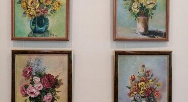 Jono Sabaičio tapybos darbų paroda