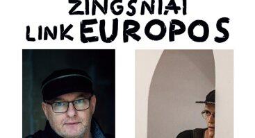 """""""276 žingsniai link Europos"""" - Algimanto Aleksandravičiaus ir Pijaus Čeikausko paroda"""