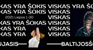 Naujasis Baltijos šokis 2021