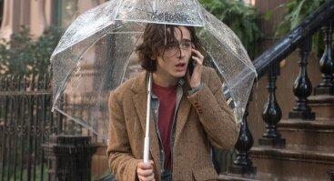 Lauko kino maratonas | Lietinga diena Niujorke / Rainy Day in New York