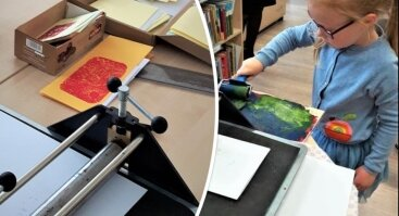Kūrybinis susitikimas-dirbtuvės su menininke | Panemunė