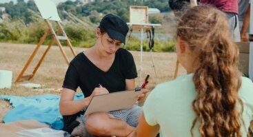 Kūrybinis susitikimas-dirbtuvės su menininke | Vilijampolė