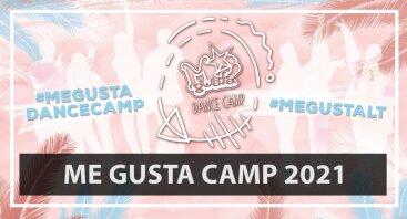 Gatvės šokių stovykla | Me Gusta Camp 2021