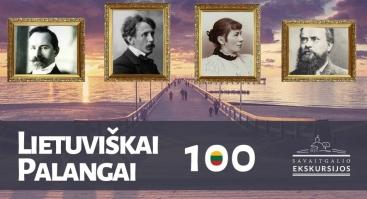 Lietuviškai Palangai - 100