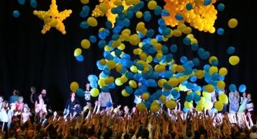 """XIV tarptautinis šokio festivalis-konkursas """"Aušrinė žvaigždė"""""""
