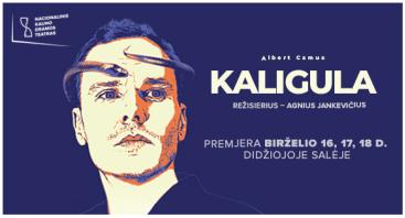Albert Camus Kaligula
