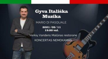 Mario Di Pasquale Gyva Itališka Muzika