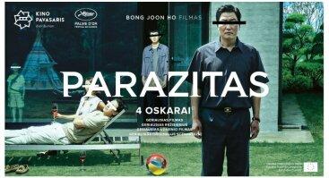Kino pavasaris Palangoje: Parazitas