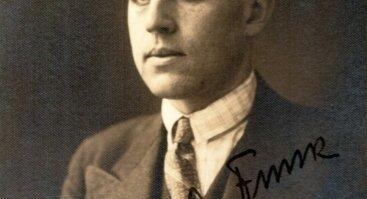 """""""ARNO FUNK[CIONALIZMAS] (1898–1957)"""""""
