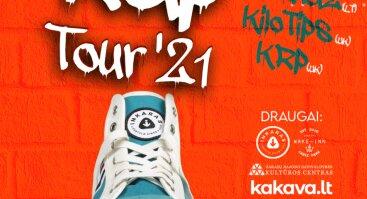 RAP TOUR'21