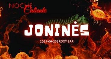 Noche Caliente JONINĖS