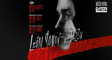 "LEON SOMOV & JAZZU ""Game Over"""
