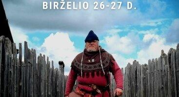 Senoji Kernavė atgyja birželio 26-27 d.