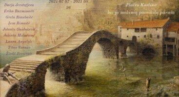 """Piotro Kostino ir jo mokinių paveikslų paroda """"Modus vivendi III"""""""