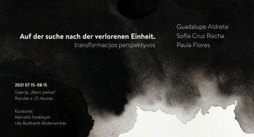 """Paroda """"Auf der suche nach der verlorenen Einheit. transformacijos perspektyvos"""""""