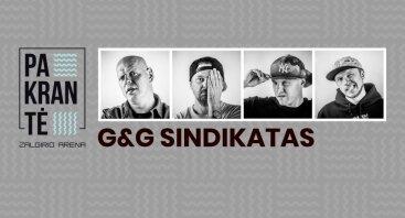 """PAKRANTĖ: """"G&G Sindikatas"""""""