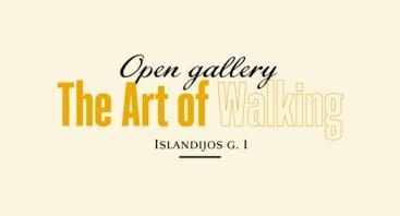 Open gallery: The Art of Walking