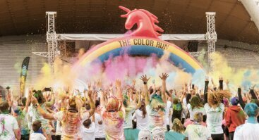 The Color Run Highlights 2021