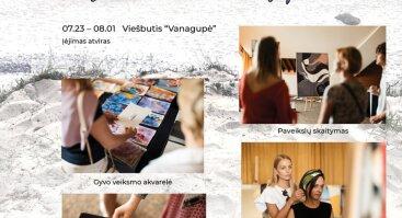 AMRES ART Gallery POTYRIŲ ERDVĖ PALANGOJE