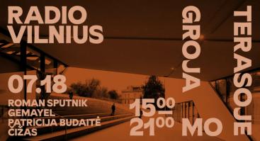 MO lauke. Radio Vilnius