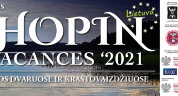 Bistrampolio festivalis | Tituliniai Šv. Domininko atlaidai | CHOPIN en VACANCES