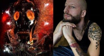 Naktinė ekskursija su menininku Adomu Vasiliausku