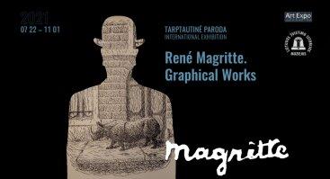 "Paroda """" René Magritte. Graphic Works"""